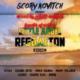 Little Angel Reggaeton Riddim (scory kovitch  2016) Mixed By SELEKTA MELLOJAH FANATIC OF RIDDIM