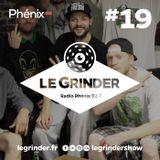 """Le Grinder - EP19 - 22 juin 2016 - Part 3 : Exclu M.A.T. """"Vert"""""""