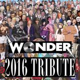 DJ Wonder - 2016 Tribute Mix