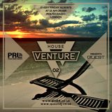 House Venture # 02 pres. QUEST @ Polish Radio London / 07.10.2016