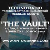 Snap-9A @ The Vault Radio Show