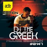 "DJ-THE GREEK @ HOUSE SESSION ""ADE EDITION"""