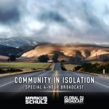 Global DJ Broadcast Mar 19 2020 - Community in Isolation 4 Hour Mix