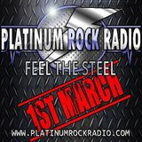 Heelz Of Steel / Live & Loud with Guests Iconic Eye Launch Day Special on Platinum Rock Radio
