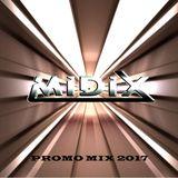 MIDIX Promomix 2017