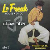 Le Freak L.A. Live Mix 2015-09-16