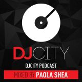 PAOLA SHEA DJ CITY PODCAST