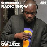Soundcrash Radio Show #54 – GW Jazz