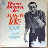 Oscar Brown Jr. - Tells It Like It Is! [FULL ALBUM] (Columbia CL2025) 1963