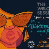 DISCOMMON @ THE WELCOME SESSIONS - VAN VAN MAR