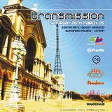Logistics & Nutone One Nation @ Transmission 26th March 2005