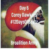 12DaysofBeatz Day 6 - Corey Dawkins