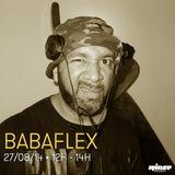 live mix hip hop & abstract beats @Rinse.fr 27.08.2014