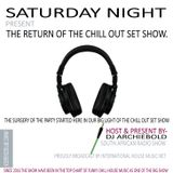 The Return Of The Chill Out Set-Mix.31 Mixed By Dj Archiebold