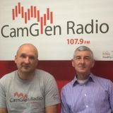 Lunchtime with Derek McCutcheon - 13/09/16 - interview with Billy Miller (Cambuslang Rangers)