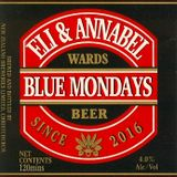Blue Mondays 2nd October 2017