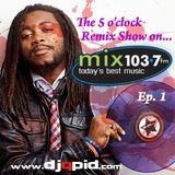 Remix Show Dec. 22, 2014 - DJ Q-PID