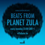 Beats From Planet Zula #1 @ Villa Bota 14.01.13
