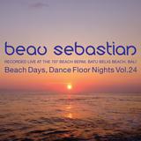 15.11.04 Beach Days, Dance Floor Nights Vol.24 - Beau Sebastian Live @ Batu Belig Beach, Bali
