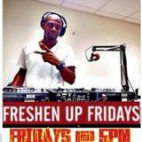 Freshen Up Fridays (May 29th 2015)