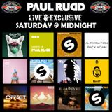 Paul Rudd - Rock FM Cyprus - In The Mix Show 6