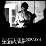 Dj Lixx - Live @ Odrazy & Odlesky (16.05.2012) - Part 1