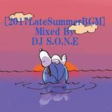 [2017 Rate Summer BGM ] MIXED BY DJ S.O.N.E