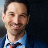 """Ep19: """"We're Exploring What It Means To Be Human"""" - Guy Raz, TED Radio Hour"""