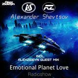 Alexander Shevtsov - Emotional Planet Love EP. 063 (incl. AlexZideyn Guest Mix) [Radioshow]