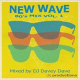 """80's Mix Vol. 1: """"New Wave 80's"""""""