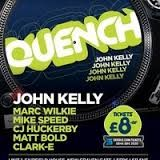 DJ John Kelly - Quench @ Eiger Studios 8-2-14 Promo Mix