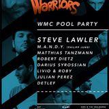 Sasha (Last Night On Earth) @ Viva Warrios Pool Party - WMC 2013, Shelborne - Miami (22.03.2013)