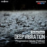 Pete Rysel - Deep Vibration Episode 009 (August 2019)