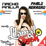 Llamalo FRESH! Pablo Herrero & Nacho Pinilla