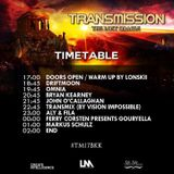 Omnia Live @ Transmission - The Lost Oracle @ BITEC, Bangkok, Thailand 10-03-2017