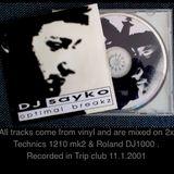 Sayko - Optimal breakz (2001)