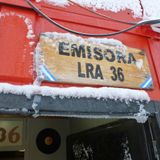 Nota: Radio Nacional Arcángel San Gabriel (Antártida - Base Esperanza)