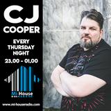 CJ COOPER / RELEASE THE PRESSURE / Mi-House Radio /  Thu 11pm - 1am / 09-05-2019