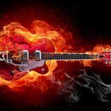 Heavy metal hard rock music instrumental compilation