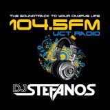 DJ Stefanos - Friday Shake Up Mix (UCT Radio August 2015)