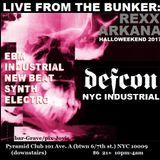 DJ Rexx Arkana - Live at DEFCON - Halloweekend - October 28, 2017