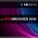 :: nitegrooves mix | Deep House, Tech House & Progressive House | 18/2015