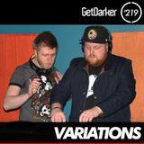 Variations - GetDarker Podcast 219