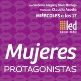#Podcast Mujeres Protagonistas   12.12