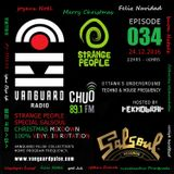 VANGUARD RADIO Episode 034 with TEKNOBRAT - 2016-12-24th CHUO 89.1 FM Ottawa, CANADA
