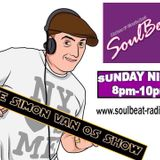 The Simon van Os Show #23 - SoulBeat Radio www.soulbeat-radio.co.uk
