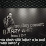 barry white from a to y