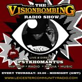 The VisionBombing Radio Show 25/08/16