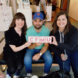 93.3 CFMU's SUPERCAST Live-To-Air during Supercrawl 2017