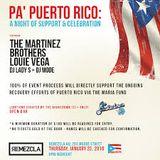 Little Louie Vega B2B The Martinez Brothers @ At Remezcla - Pà Puerto Rico [Brooklyn, NY] 25.01.2018